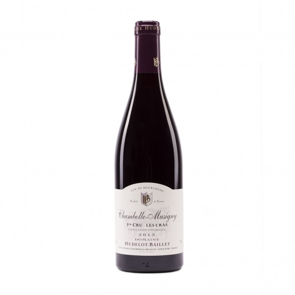 "2013 Domaine Hudelot Baillet Chambolle-Musigny 1er Cru ""Les Cras"""