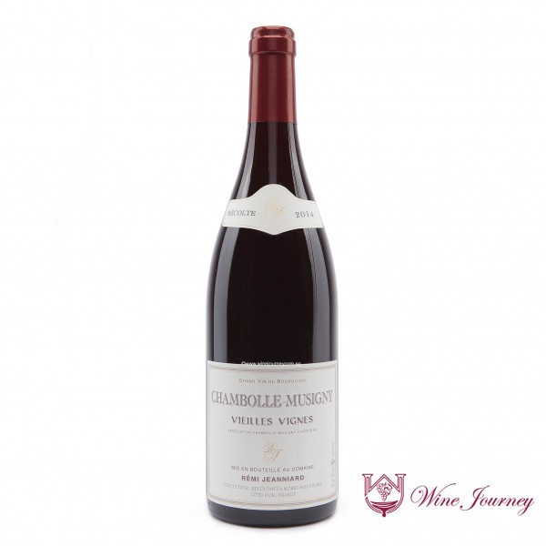 Domaine Remi Jeanniard Chambolle Musigny VV 2014