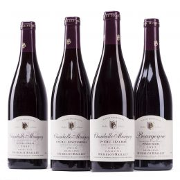 Domaine Hudelot-Baillet 2014 & 2013 – Chambolle Musigny